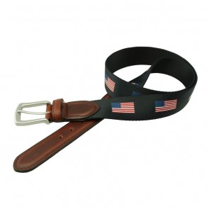 Hampton Web Tab Belt