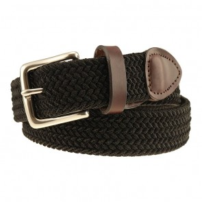 Bradley Braided Elastic Belt