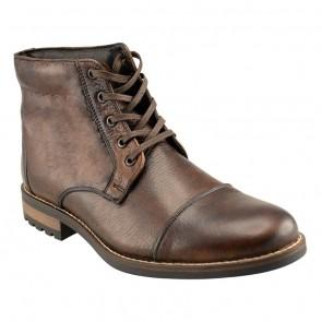 Mansfield Deerskin Men's Leather Boot