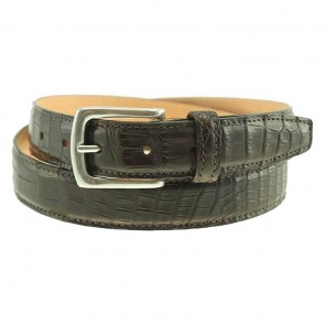 Torrence Alligator Dress Belt