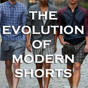 The Evolution of Modern Shorts
